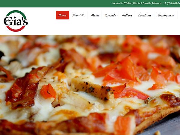 Gia's Pizza