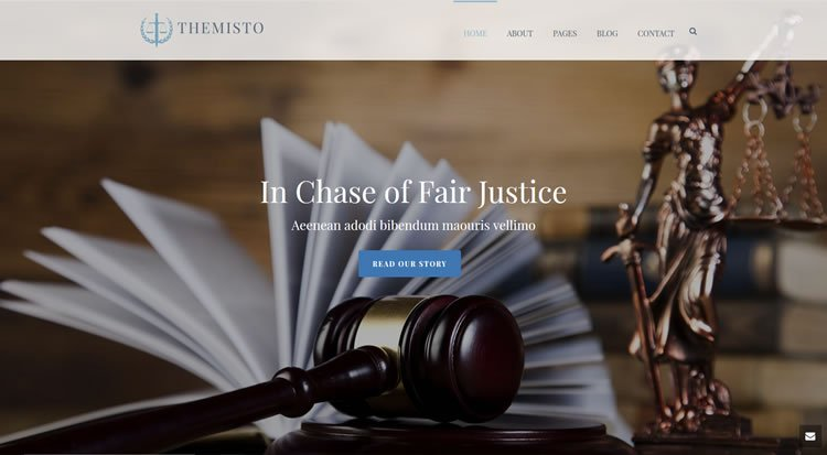 Law Firm Demo