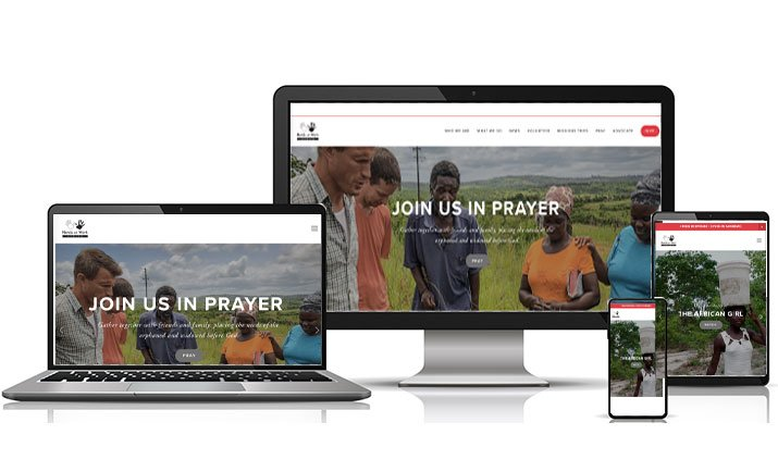 Hands at Work, Christian Ministry in Africa